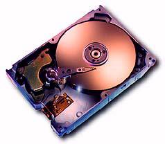 Figure 2 Hard Disk And Drive